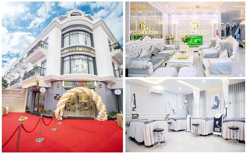 Thẩm mỹ viện Diva TP. Hồ Chí Minh có nổi tiếng không?