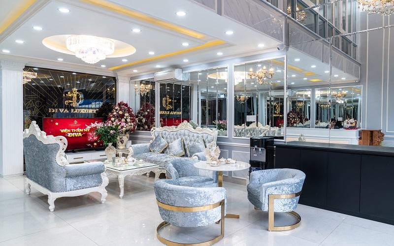 Viện Thẩm Mỹ DIVA Luxury - Địa Chỉ Làm Đẹp Của Các Tín Đồ Việt